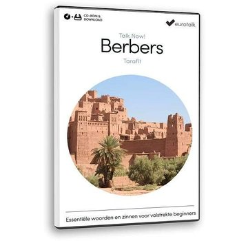Eurotalk Talk Now Cursus Berbers voor Beginners - Talk now leer Berbers