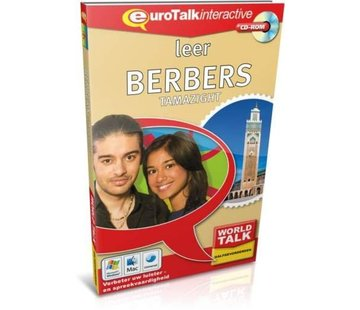 Eurotalk World Talk Cursus Berbers voor Gevorderden - World Talk leer Berbers