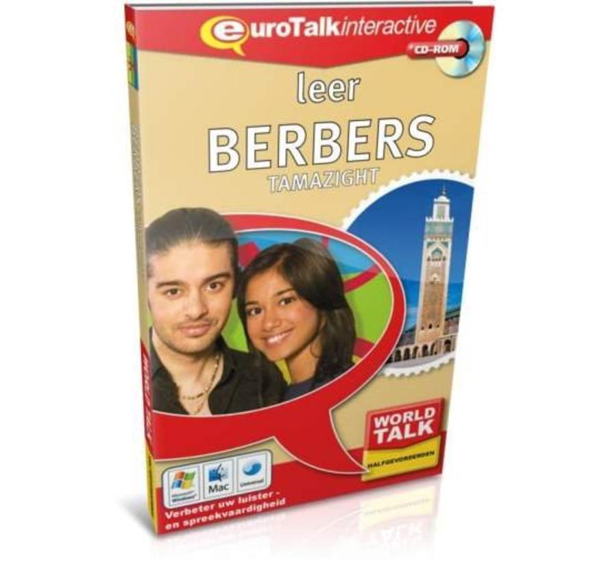 Cursus Berbers voor Gevorderden - World Talk leer Berbers