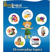 PetraLingua - Taalcursussen voor kinderen Online Spaans leren voor Kinderen - PetraLingua taalcursus
