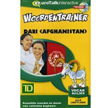 Eurotalk Woordentrainer ( Flashcards) Cursus Dari voor Kinderen - Woordentrainer Dari