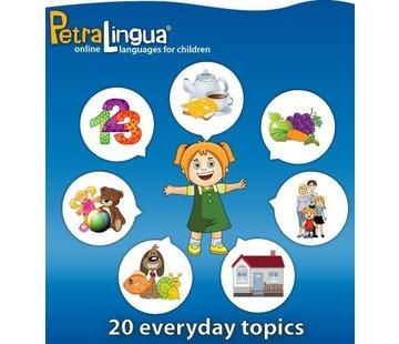 PetraLingua - Taalcursussen voor kinderen Online taalcursus Frans voor Kinderen - PetraLingua