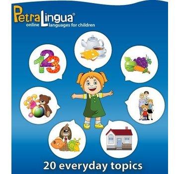 PetraLingua - Taalcursussen voor kinderen Frans leren voor kinderen - Online cursus Frans (PetraLingua)