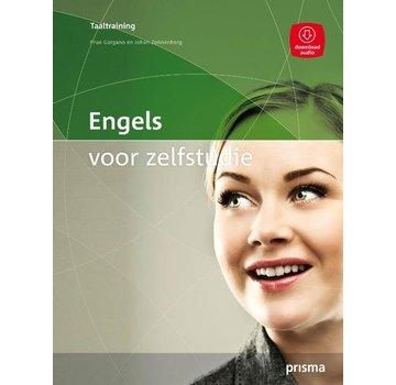 Prisma taalcursussen Engels leren voor Zelfstudie (Leerboek + Audio)