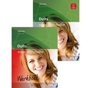 Prisma taalcursussen Prisma Duits voor Zelfstudie + Werkboek Pakket