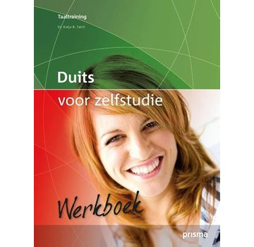 Prisma taalcursussen Prisma Duits voor Zelfstudie - Werkboek