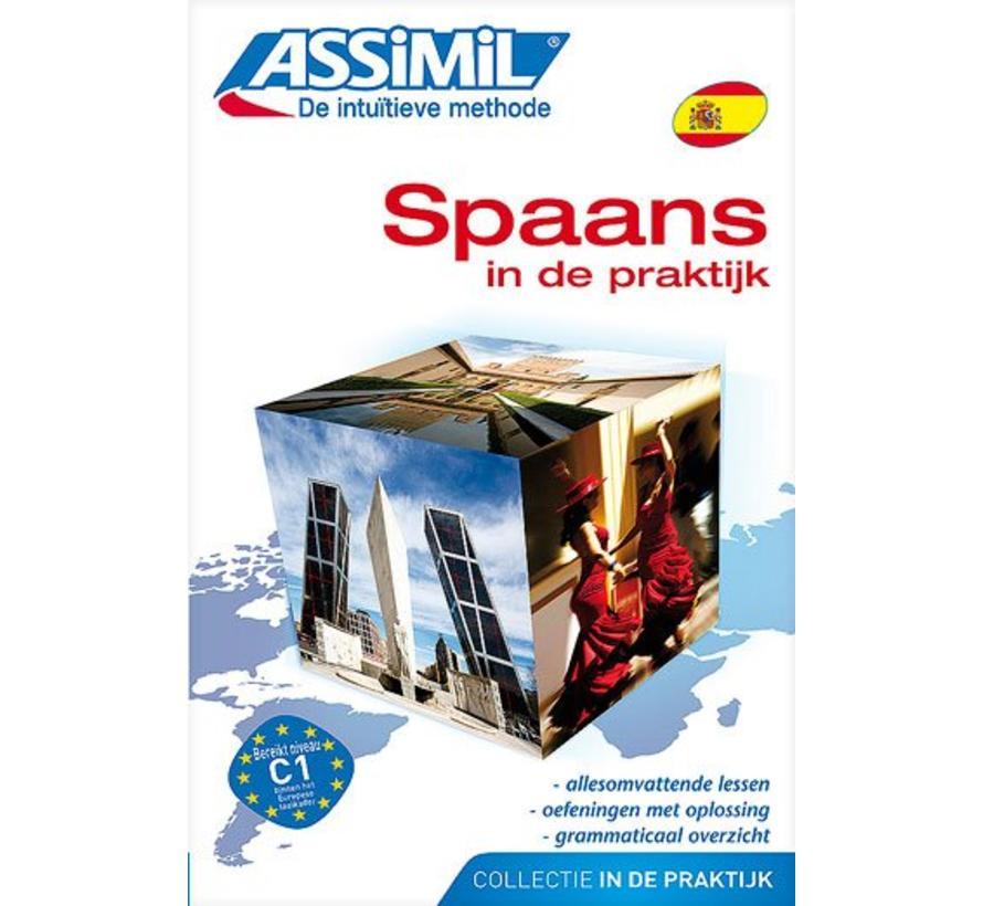 Assimil Spaans in de praktijk - Cursus Spaans voor Gevorderden.