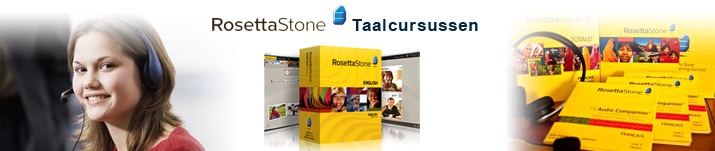 Rosetta Stone taalcursussen en talen leren - Talendomein