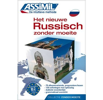 Assimil - Taalcursussen & Leerboeken Russisch leren zonder moeite - Leerboek