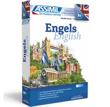 Assimil Engels leren zonder moeite - Leerboek