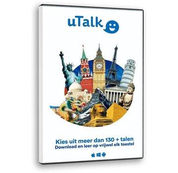 uTalk uTALK - Online taalcursus PAKKET - Kies uit 130 talen!