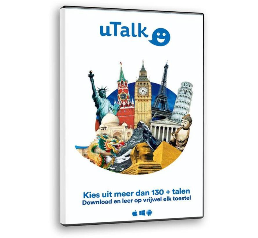 Online taalcursus PAKKET - Kies uit 130 talen