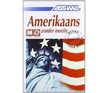 Assimil Amerikaans Engels leren zonder moeite - Boek + Audio CD's