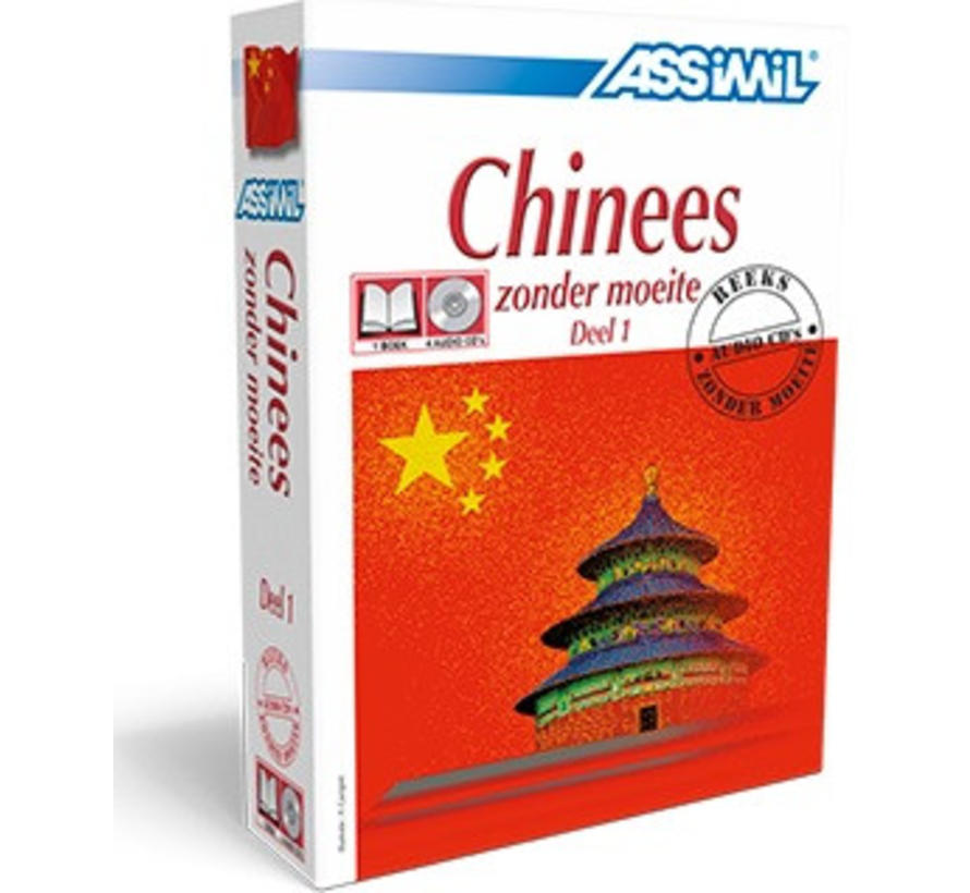 Assimil Chinees  zonder moeite