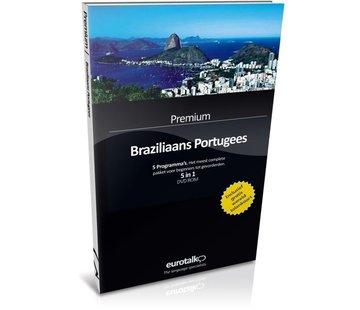 Eurotalk Premium Complete taalcursus Braziliaans Portugees - Eurotalk Premium