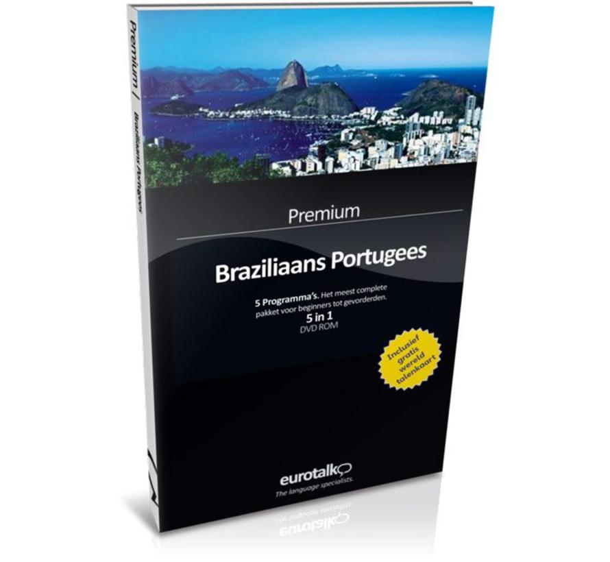 Complete taalcursus Braziliaans Portugees - Eurotalk Premium