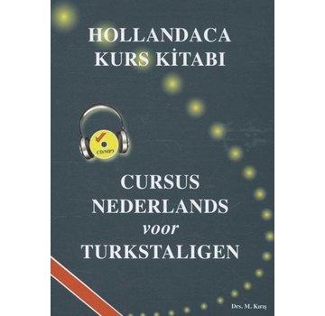 Coutinho Cursus Nederlands voor Turkstaligen (Leerboek + Audio) - Hollandaca Kurs Kitabi
