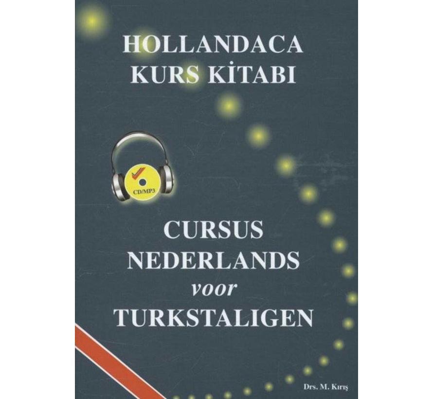 Cursus Nederlands voor Turkstaligen (Leerboek + Audio)