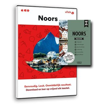 Complete taalcursus Compleet Noors leren - Boek + Online cursus Noors