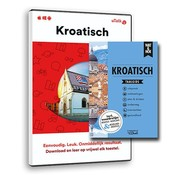 Complete taalcursus Compleet Kroatisch leren (Boek + Online taalcursus)