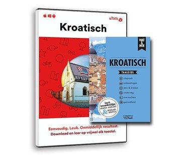 Complete taalcursus Leer Kroatisch (Boek + Online taalcursus) - Leer de Kroatische taal