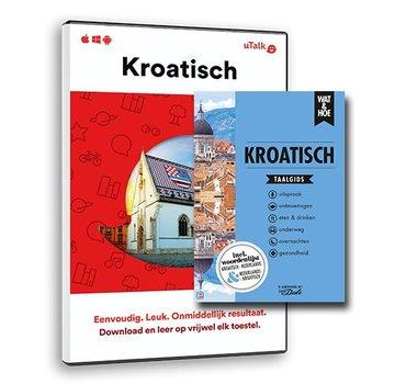 Complete taalcursus Compleet Kroatisch leren - Boek + Online cursus Kroatisch
