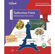 Van Dale Taalcursus Frans - Iedereen kan Frans leren (Boek)