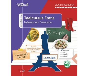 Van Dale Taalcursus Frans - Iedereen kan Frans leren (Leerboek)