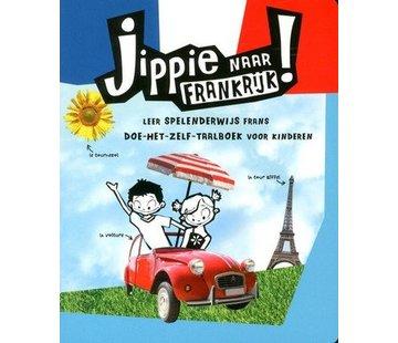 Kosmos Reis- en Taalboek Frans voor kinderen - Jippie naar Frankrijk!