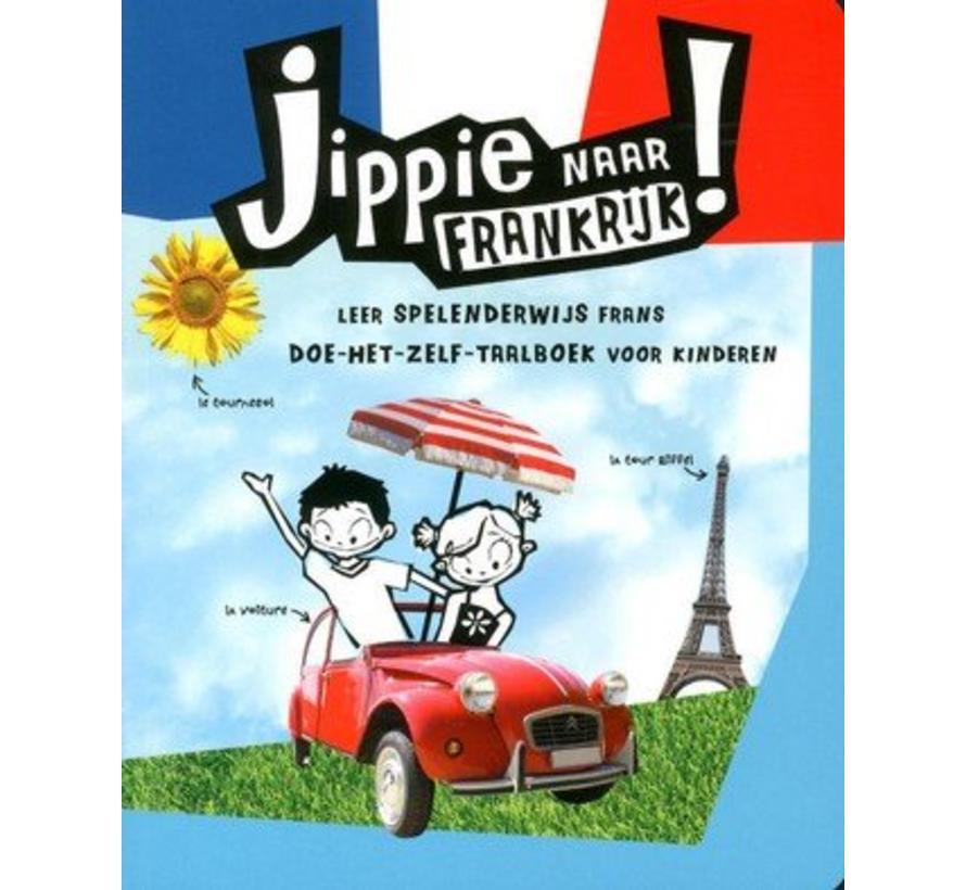 Doe het zelf  Reis- en Taalboek Frans voor kinderen