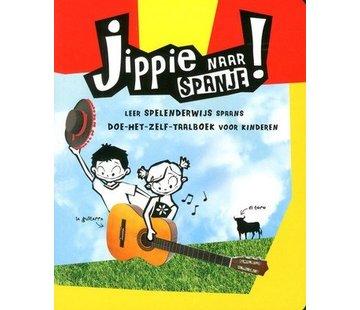 Kosmos Reis- en Taalboek Spaans voor kinderen - Jippie naar Spanje! -
