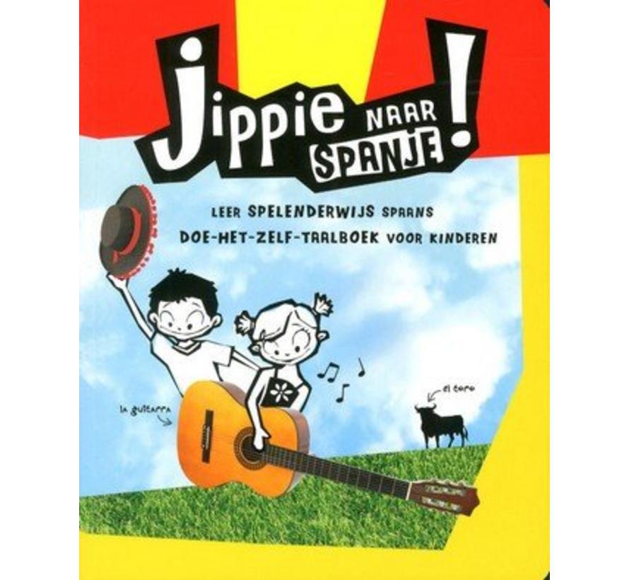 Doe het zelf  Reis- en Taalboek Spaans voor kinderen