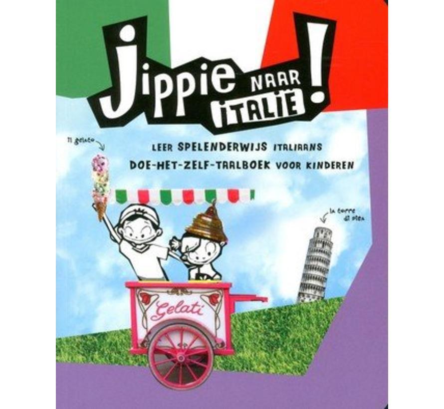 Doe het zelf  Reis- en Taalboek Italiaans voor kinderen