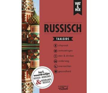 Van Dale Wat & Hoe Taalgids Russisch