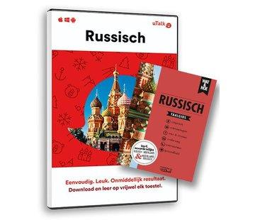 Complete taalcursus Leer Russisch (Boek + Online taalcursus) - Leer de Russische taal