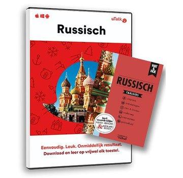 Complete taalcursus Russisch leren voor Vakantie - Online taalcursus + Boek