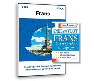 Complete taalcursus Compleet Frans leren - BOEK + ONLINE cursus Frans