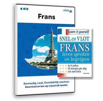Complete taalcursus Complete cursus Frans (Boek + Online taalcursus)
