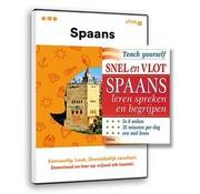 Complete taalcursus Leer Spaans - Online + Boek | Complete cursus Spaans