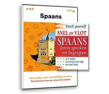 Complete taalcursus Spaans leren Online + Boek - Complete taalcursus