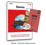 Complete taalcursus Compleet Deens leren - Boek + Online taalcursus