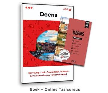 Complete taalcursus Compleet Deens leren | Boek + Online cursus Deens