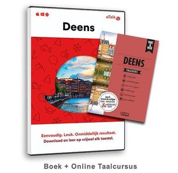 Complete taalcursus Direct Deens leren (Boek + Online taalcursus Deens)