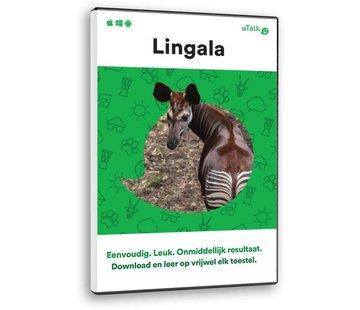 uTalk Online Taalcursus Lingala leren - ONLINE taalcursus (Leer de taal van Congo)