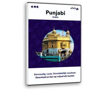 uTalk Online Taalcursus Punjabi leren ONLINE - Complete taalcursus Punjabi (India)