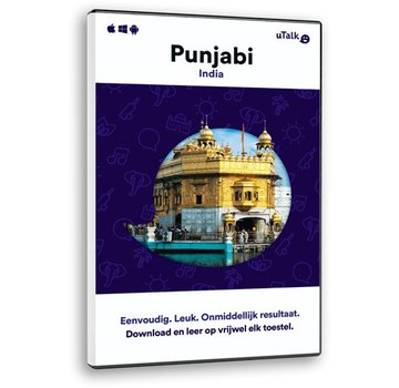uTalk Leer Punjabi online - uTALK complete cursus Punjabi India