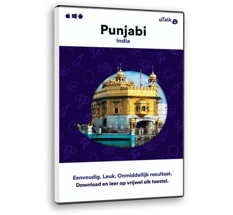 uTalk leer Punjabi - Online taalcursus