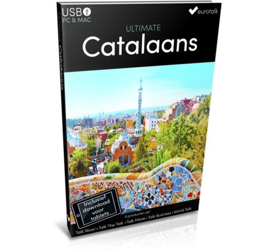 Catalaans leren - Ultimate Catalaans voor Beginners tot Gevorderden