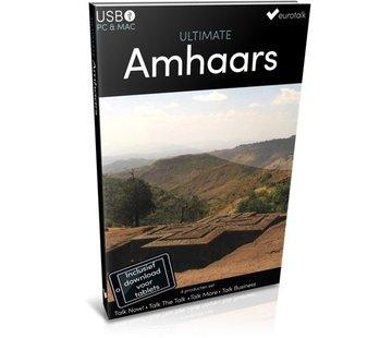 Eurotalk Ultimate Amhaars leren - Ultimate Amhaars voor Beginners tot Gevorderden