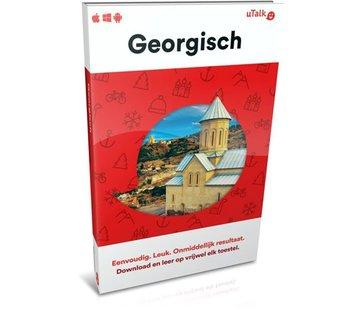 uTalk Online Taalcursus Georgisch leren - Online taalcursus | Leer de Georgische taal